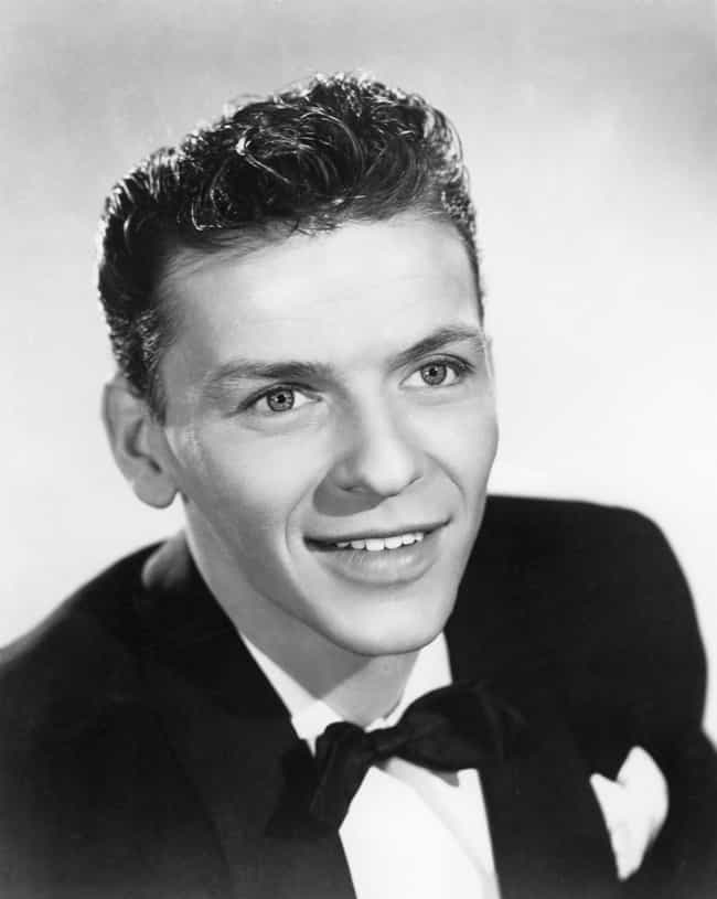 Young Frank Sinatra in S... is listed (or ranked) 4 on the list 20 Pictures of Young Frank Sinatra