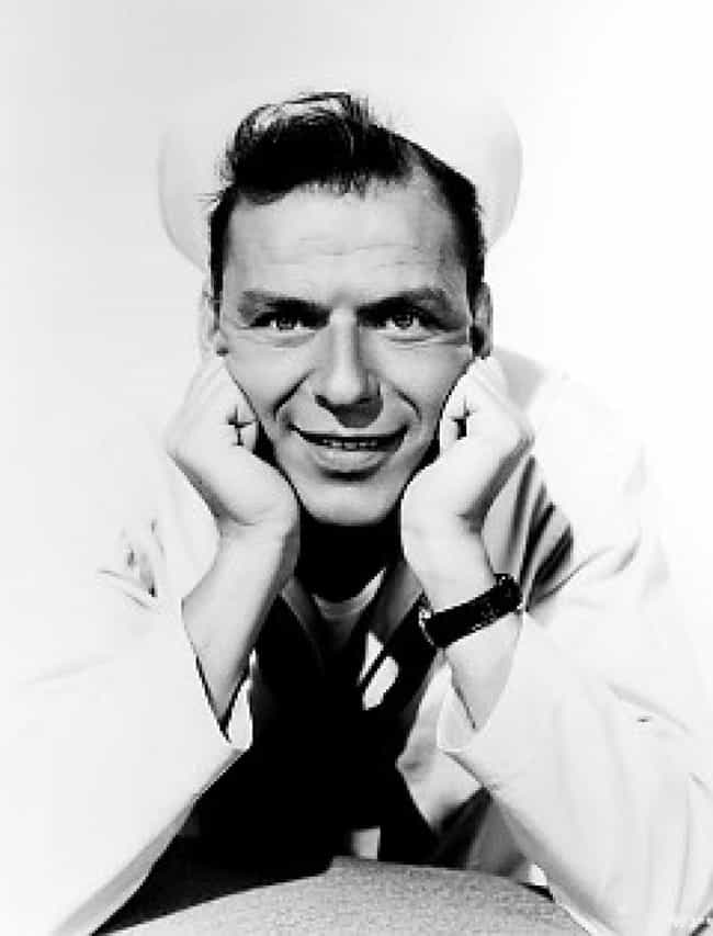 Young Frank Sinatra in S... is listed (or ranked) 5 on the list 20 Pictures of Young Frank Sinatra
