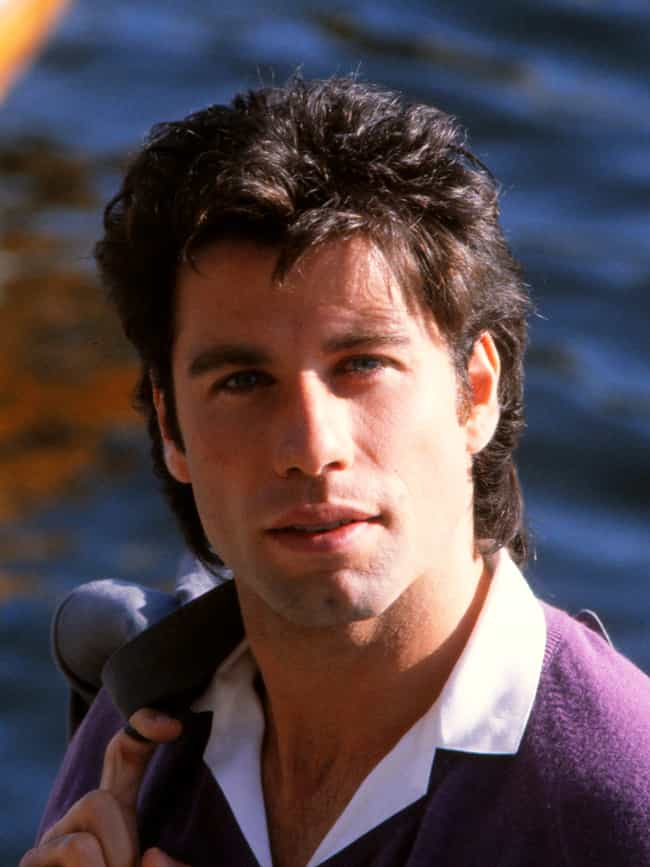 Young John Travolta in White B... is listed (or ranked) 3 on the list 18 Pictures of Young John Travolta
