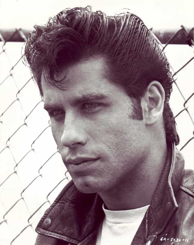 Young John Travolta in Black L... is listed (or ranked) 4 on the list 18 Pictures of Young John Travolta