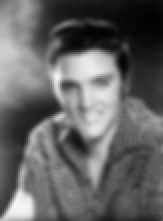 Young Elvis Presley in Black a... is listed (or ranked) 3 on the list 30 Pictures of Young Elvis Presley