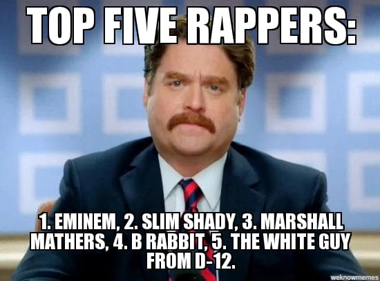 Top Funniest Memes Of All Time : The funniest eminem memes and jokes on the internet