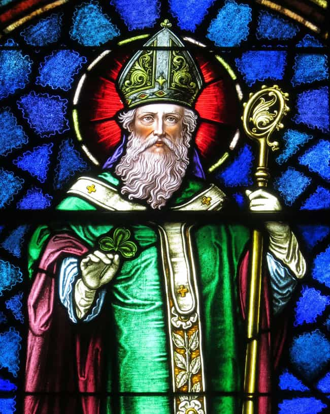 St. Patrick Was Not Born... is listed (or ranked) 1 on the list Myths and Legends About St. Patrick's Day