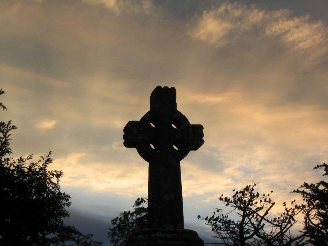 Christianity Was Already Thriving in Ireland
