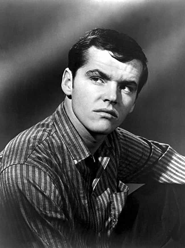 Young Jack Nicholson in ... is listed (or ranked) 4 on the list 20 Pictures of Young Jack Nicholson