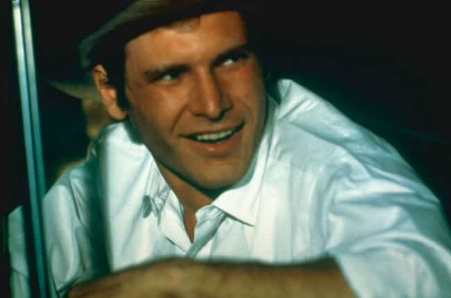 Young Harrison Ford in Car is listed (or ranked) 4 on the list 20 Pictures of Young Harrison Ford