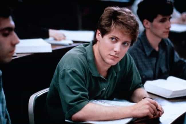 Young James Spader in Gr... is listed (or ranked) 4 on the list 20 Pictures of Young James Spader