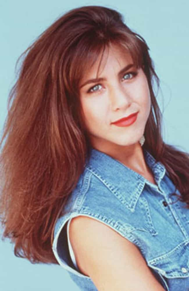 Young Jennifer Is In The... is listed (or ranked) 1 on the list 20 Pictures of Young Jennifer Aniston