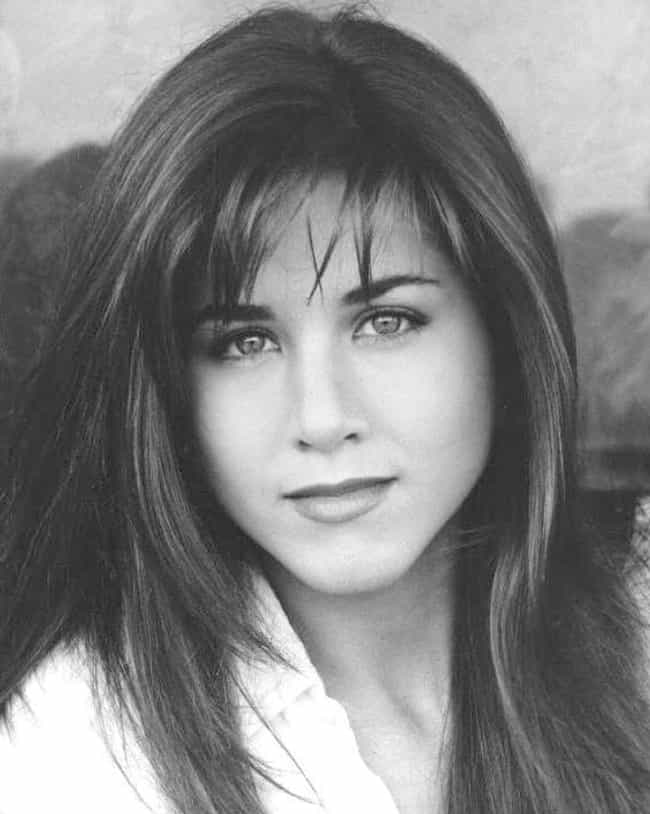 Young Jennifer In Black ... is listed (or ranked) 2 on the list 20 Pictures of Young Jennifer Aniston