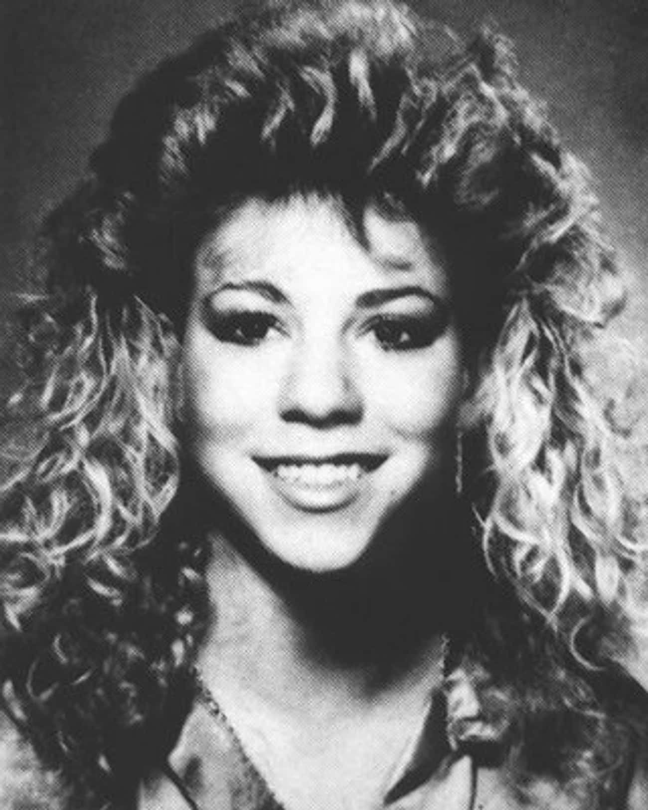 Young Mariah Carey Closeup Hea is listed (or ranked) 1 on the list 19 Pictures of Young Mariah Carey