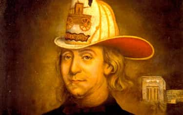 Benjamin Franklin Volunteered  is listed (or ranked) 1 on the list 19 Things You Didn't Know About Our Founding Fathers