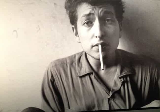Young Bob Dylan Smoking Cigare... is listed (or ranked) 1 on the list 25 Pictures of Young Bob Dylan