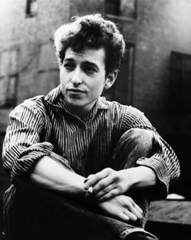 Young Bob Dylan in Black and W... is listed (or ranked) 2 on the list 25 Pictures of Young Bob Dylan