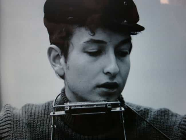Young Bob Dylan in Gray Turtle... is listed (or ranked) 3 on the list 25 Pictures of Young Bob Dylan