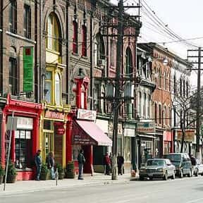 The Beach BIA is listed (or ranked) 1 on the list Toronto Neighbourhoods