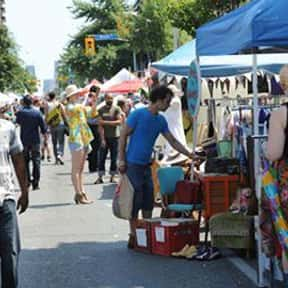 Bloordale Village BIA is listed (or ranked) 22 on the list Toronto Neighbourhoods