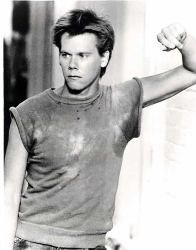 Young Kevin Bacon in a G... is listed (or ranked) 4 on the list 20 Pictures of Young Kevin Bacon