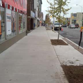 Danforth Village BIA is listed (or ranked) 3 on the list Toronto Neighbourhoods