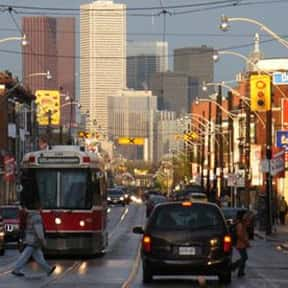 Dundas West BIA is listed (or ranked) 20 on the list Toronto Neighbourhoods