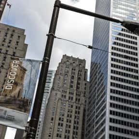 Financial District BIA is listed (or ranked) 21 on the list Toronto Neighbourhoods