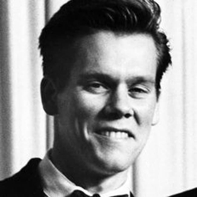 Young Kevin Bacon In A Tux