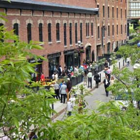 St. Lawrence Market Neighbourh is listed (or ranked) 5 on the list Toronto Neighbourhoods