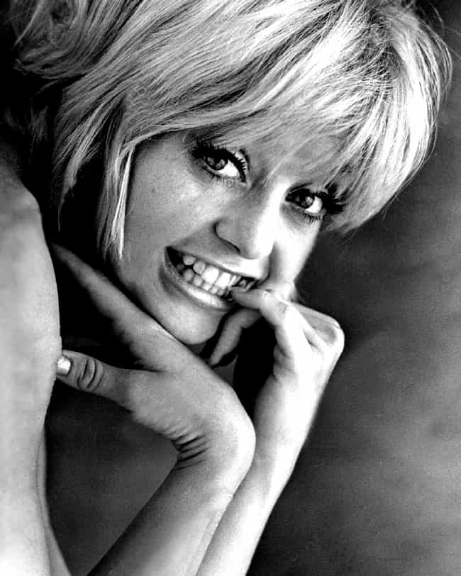 Young Goldie Hawn Side P... is listed (or ranked) 4 on the list 20 Pictures of Young Goldie Hawn
