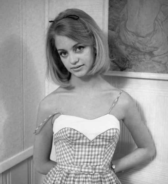 Young Goldie Hawn in a C... is listed (or ranked) 2 on the list 20 Pictures of Young Goldie Hawn