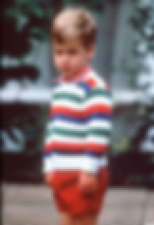 1985 - On the First Day of Pre... is listed (or ranked) 4 on the list Pictures of Prince William from a Baby to Today