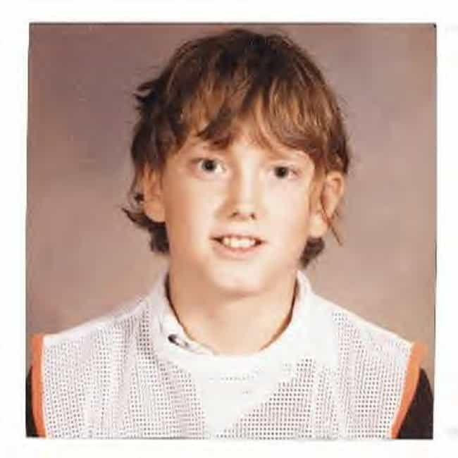 Young Eminem in White Me... is listed (or ranked) 3 on the list 20 Pictures of Young Eminem