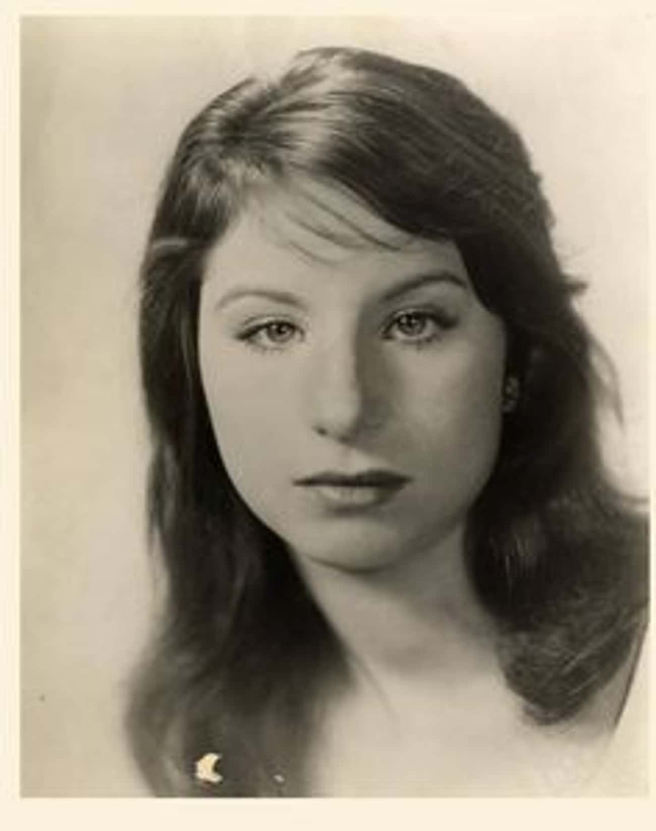 Young Barbra Streisand High Sc is listed (or ranked) 1 on the list 20 Pictures of Young Barbra Streisand