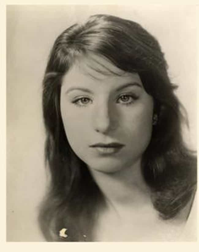 Young Barbra Streisand H... is listed (or ranked) 1 on the list 20 Pictures of Young Barbra Streisand
