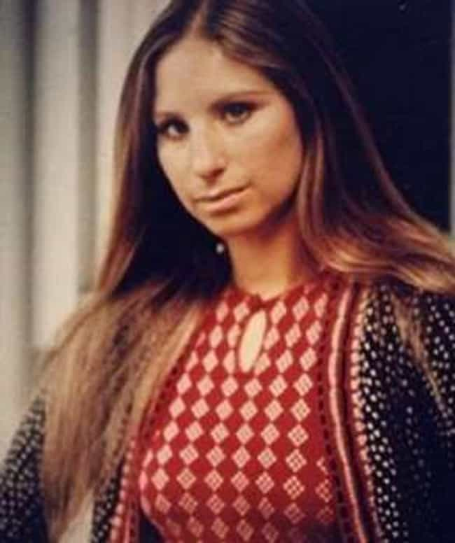 Young Barbra Streisand i... is listed (or ranked) 4 on the list 20 Pictures of Young Barbra Streisand