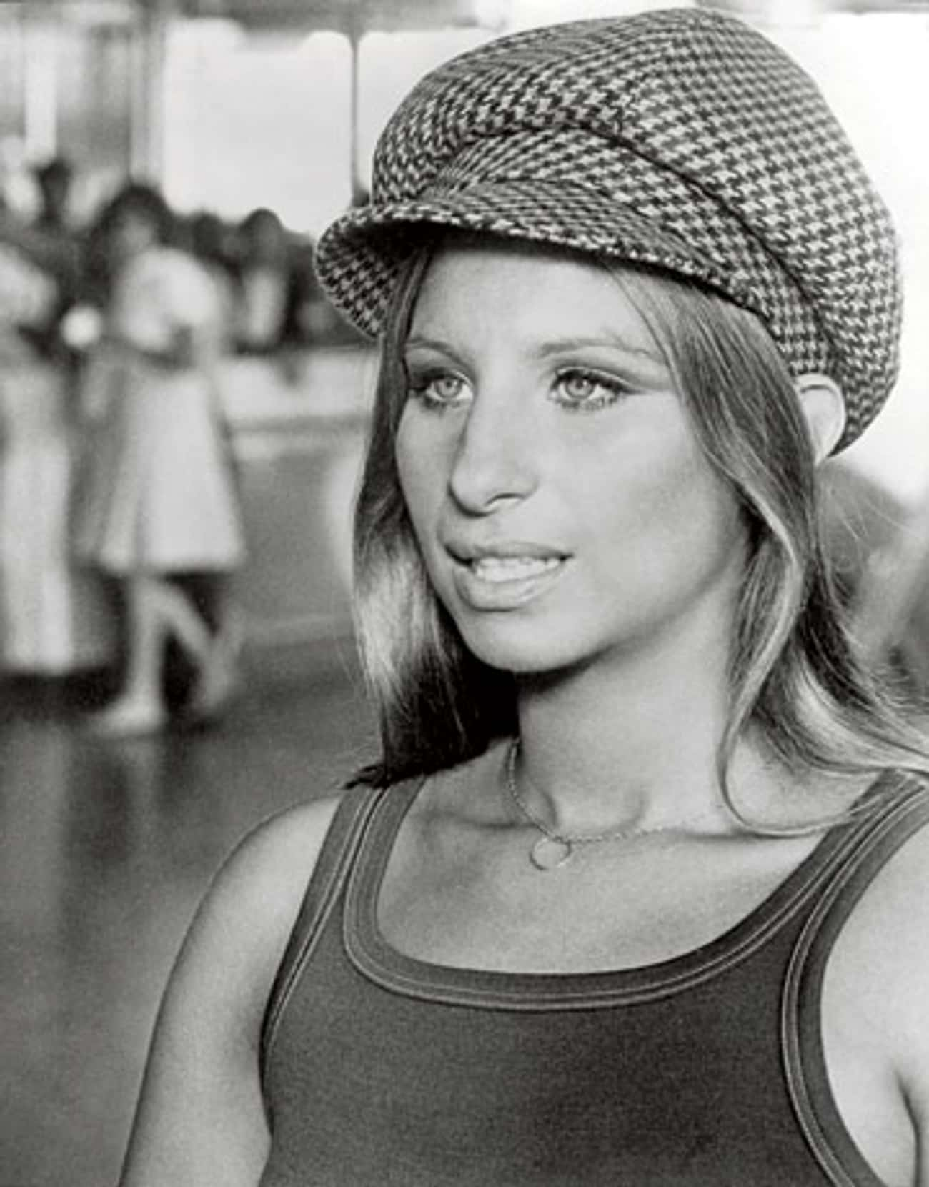 Young Barbra Streisand with Ch is listed (or ranked) 2 on the list 20 Pictures of Young Barbra Streisand