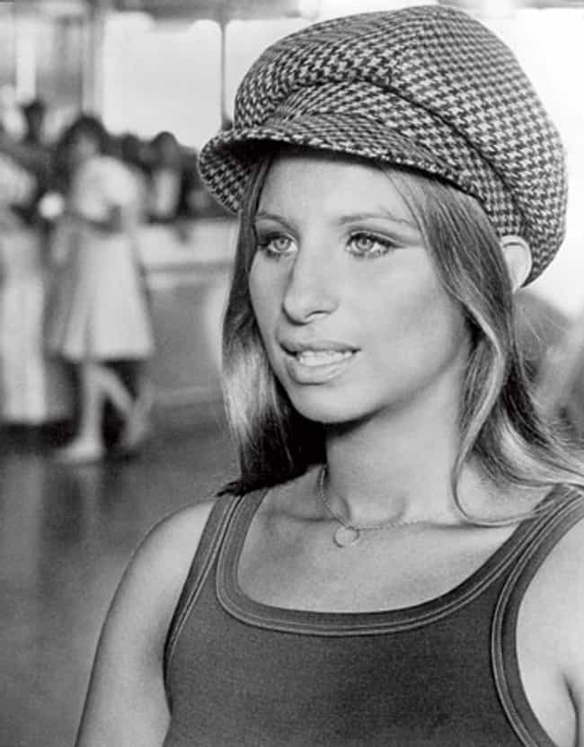 Young Barbra Streisand w... is listed (or ranked) 2 on the list 20 Pictures of Young Barbra Streisand