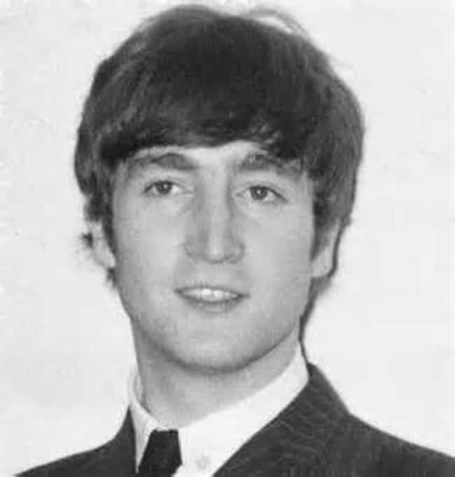 Young John Lennon In Suit And Is Listed Or Ranked 3