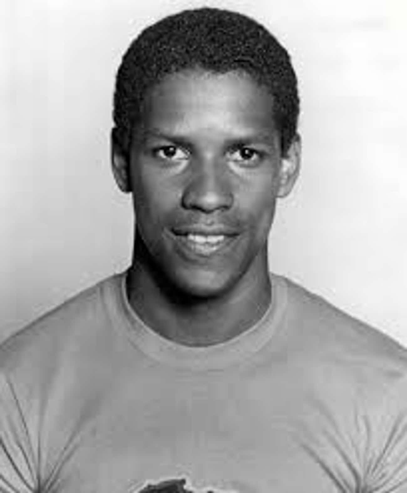 Young Denzel Washington in Gra is listed (or ranked) 2 on the list 20 Pictures of Young Denzel Washington