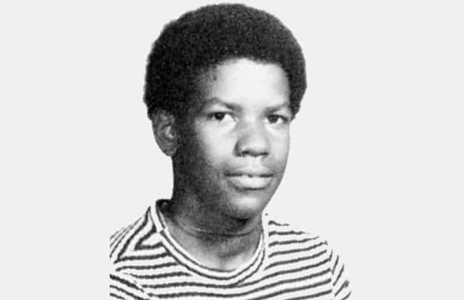 Image result for young denzel washington