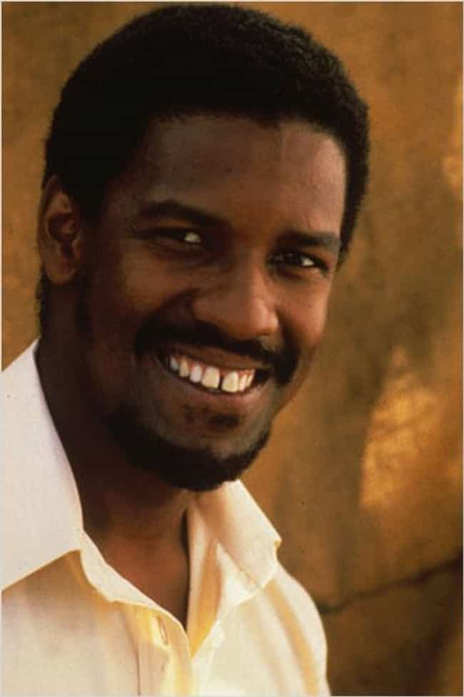 Young Denzel Washington in Pal... is listed (or ranked) 3 on the list 20 Pictures of Young Denzel Washington
