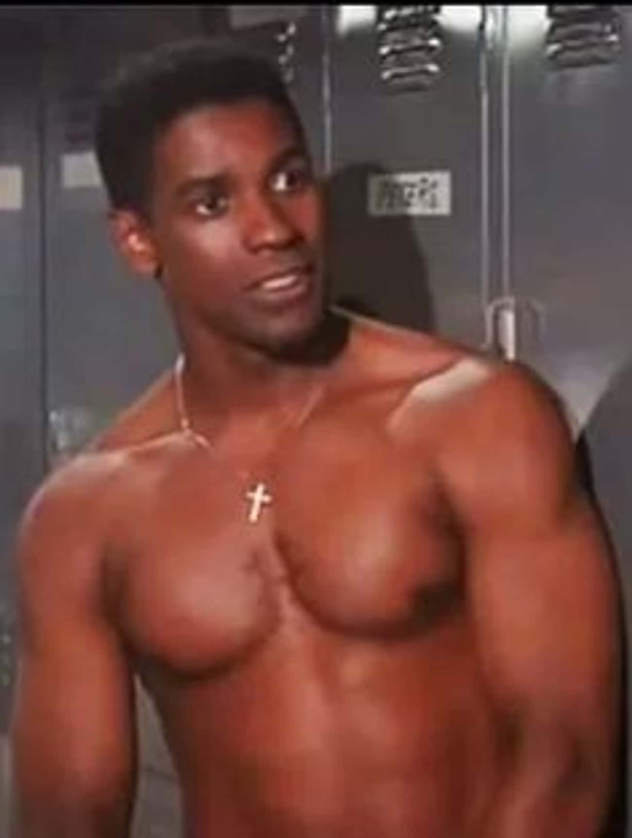 Young Denzel Washington Shirtl is listed (or ranked) 4 on the list 20 Pictures of Young Denzel Washington