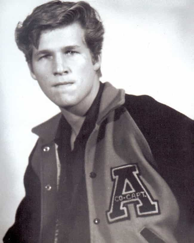 Young Jeff Bridges in a High S... is listed (or ranked) 4 on the list 20 Pictures of Young Jeff Bridges