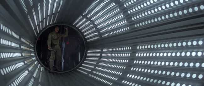 There's a Reason Empire Strike... is listed (or ranked) 4 on the list 20 Still Shots from Movies That Are Pretty Much Works of Art