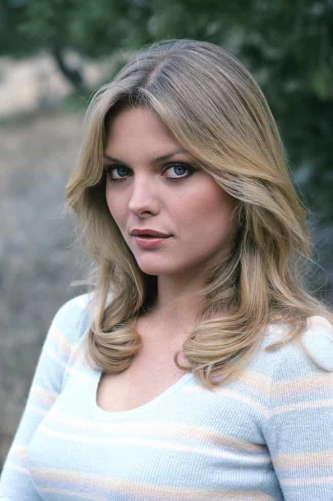 Young Michelle Pfeiffer in a B... is listed (or ranked) 4 on the list 20 Pictures of Young Michelle Pfeiffer