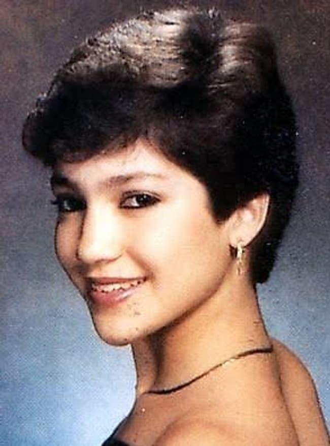 Jennifer Lopez In Highschool