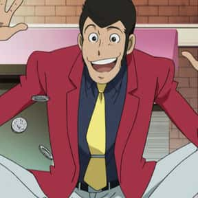 Lupin is listed (or ranked) 24 on the list The Biggest Anime Perverts of All Time