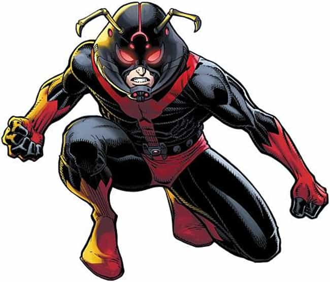Black Ant is listed (or ranked) 2 on the list Ant-Man's Greatest Villains & Foes