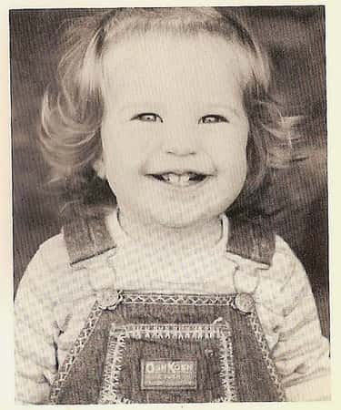 Baby Ellen In Overalls is listed (or ranked) 5 on the list 16 Pictures of Young Ellen DeGeneres