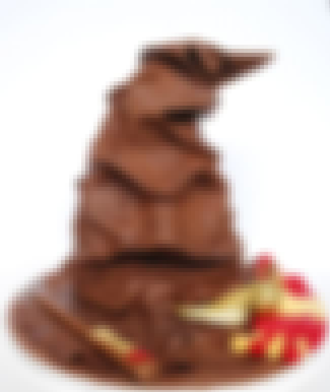 Harry Potter Sorting Hat Cake is listed (or ranked) 4 on the list 30 Awesome TV and Movie Themed Desserts