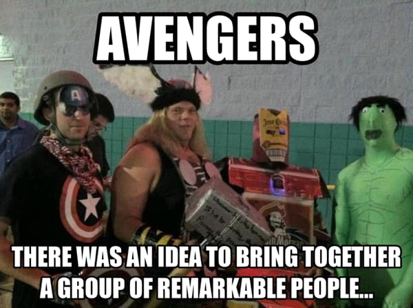 Funny Meme Pictures Clean : The best marvel memes for comic book nerds ranked