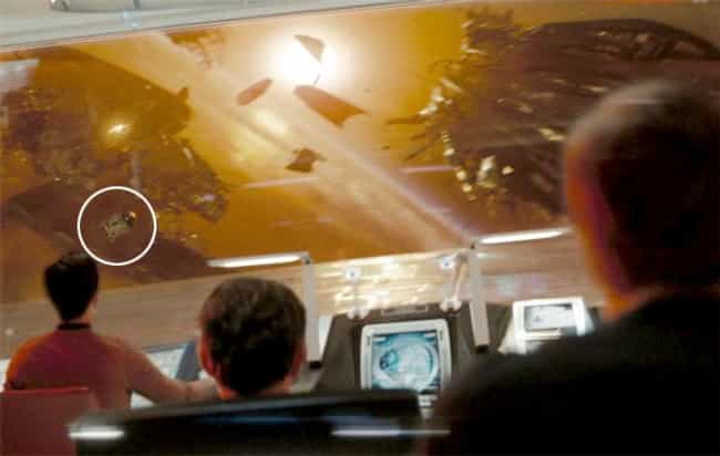 "R2-D2's ""Star Trek""... is listed (or ranked) 4 on the list 21 Star Wars References in Other Films and TV Shows"